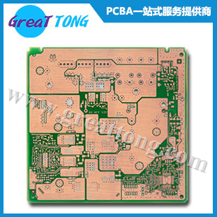 4-layer Car Power PCB / Car Power supply PCB Reversing / PCB Replication
